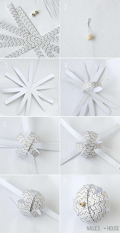 décoration de noël en papier : origami ou kirigami ? | activité noël