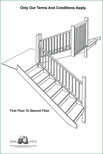 Best Rowangate Staircase Design Staircase Landing Staircase 640 x 480