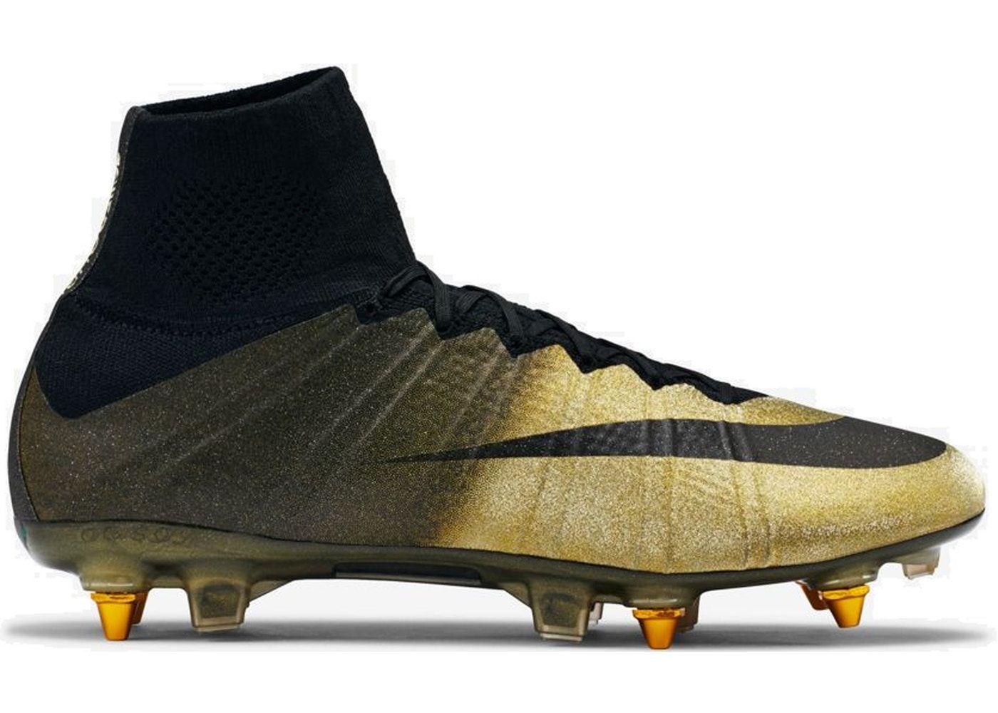 Nike Mercurial Superfly Cr7 Cristiano Ronaldo Rare Gold In 2020 Nike Football Boots Cristiano Ronaldo Ronaldo