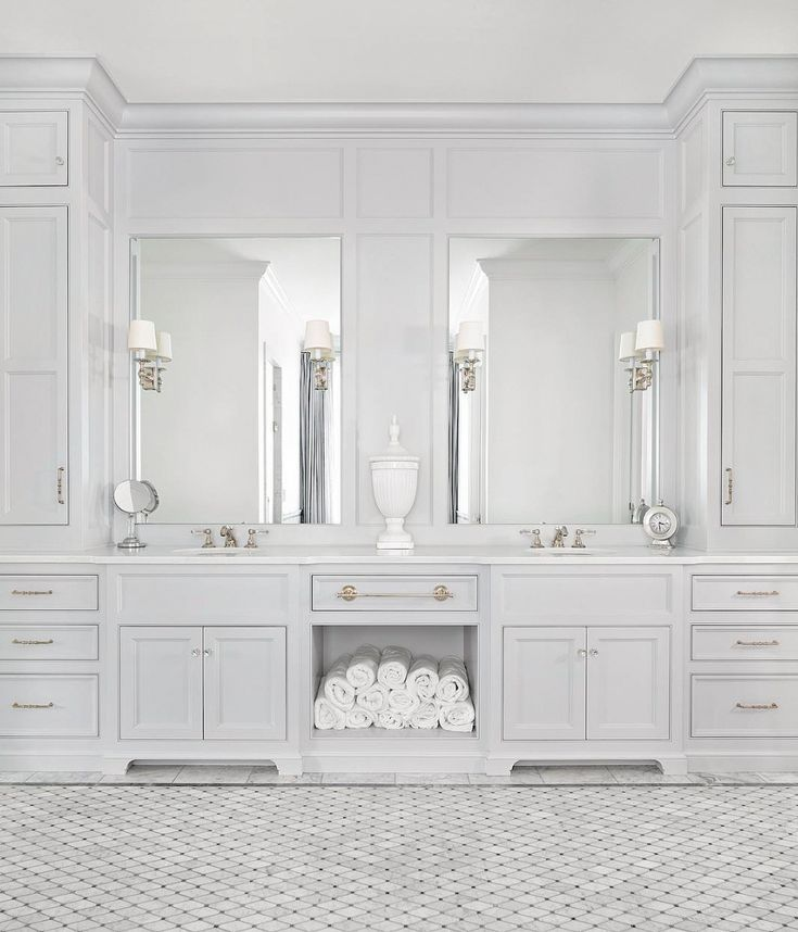 15 Schonsten Badezimmer Auf Pinterest Master Badezimmerschrank