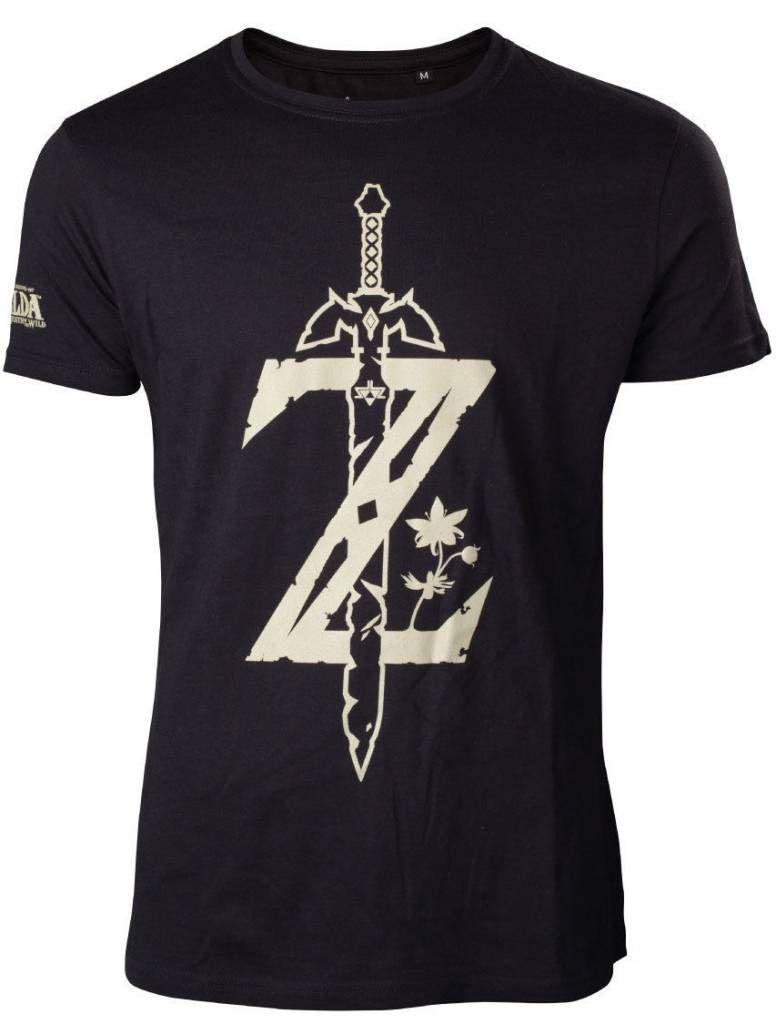 Bioworld T-Shirts: The Legend of Zelda (Sword)