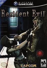Resident Evil Gamecube Game Resident Evil Resident Evil Game