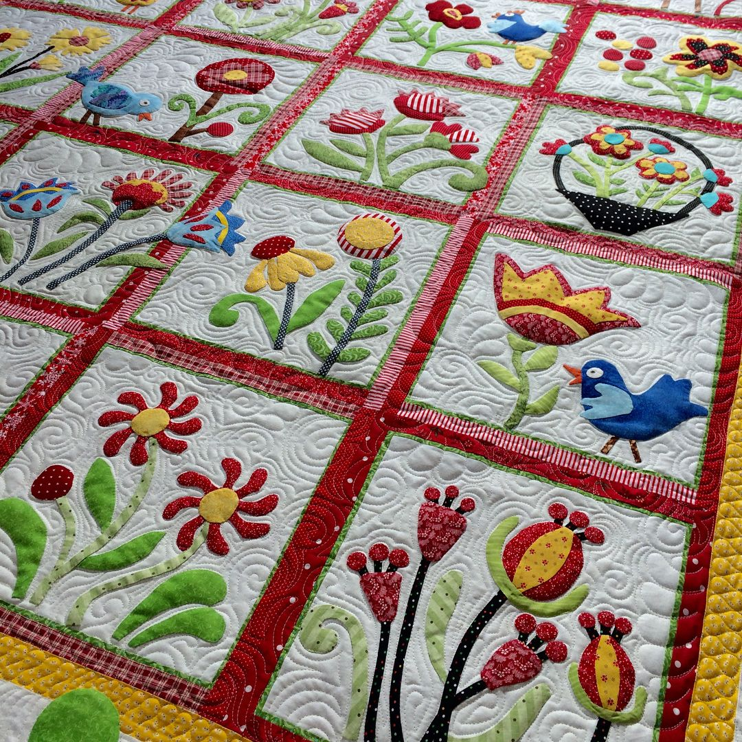 Pin by Krista Moser, The Quilted Life: Machine Quilter and Pattern ...