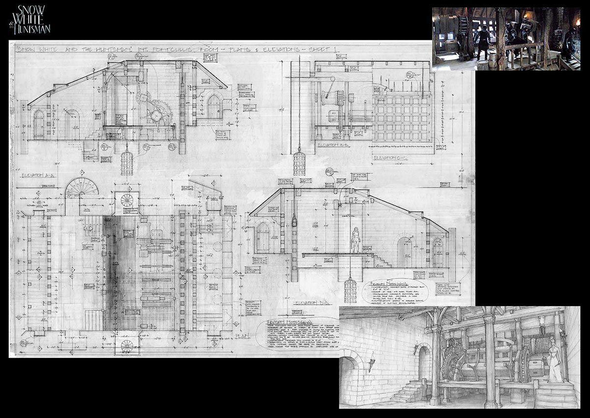 Www Andrew Palmer Com Design Set Design Design Process