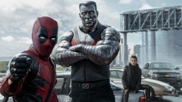 Deadpool 2 Orjinal Full Hd 1080 P Reklamsız Izle Türkçe Dublaj