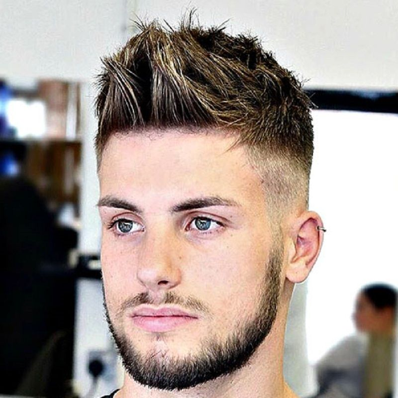12 Best Fresh Haircuts For Men To Try 2018 Mens Hair Pinterest