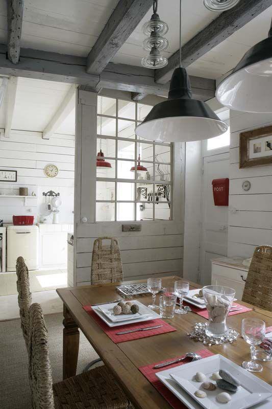 ile de r style martine haddouche d co en 2019. Black Bedroom Furniture Sets. Home Design Ideas
