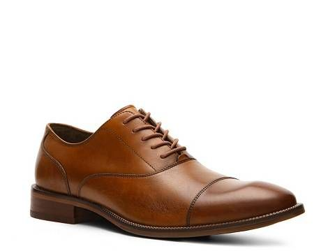 Purchase Men Cole Haan Williams II Cap Toe Oxford Cognac - G9Y7803150