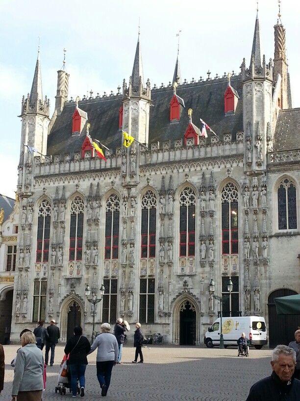 Brujas. Bélgica