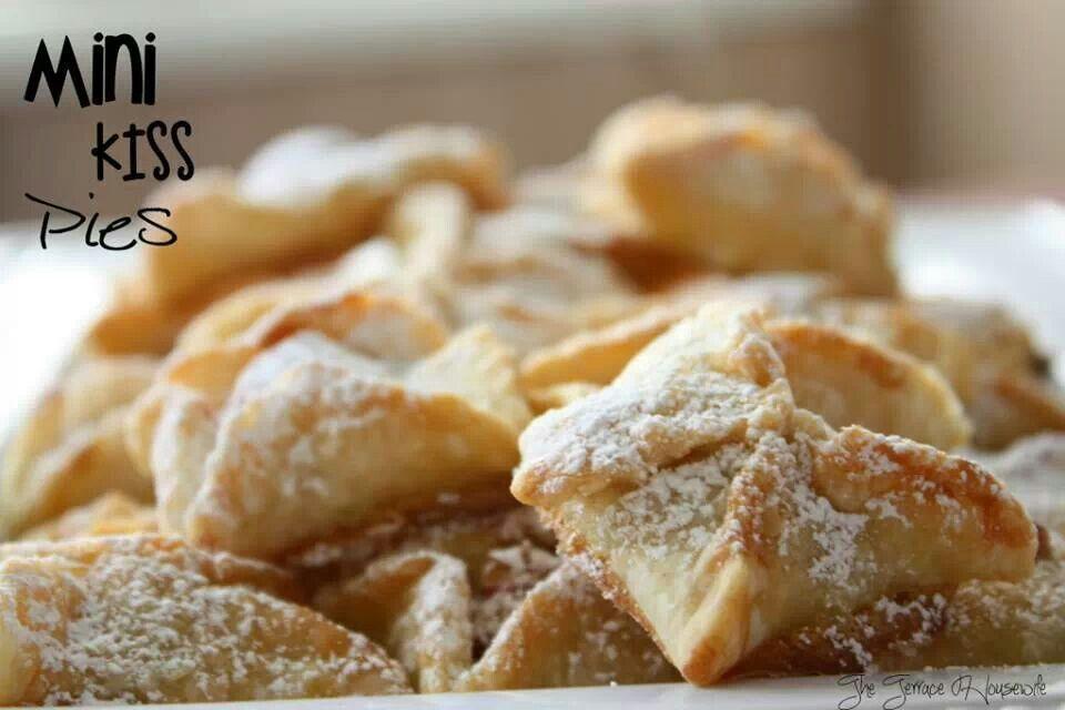 Mini kiss pies