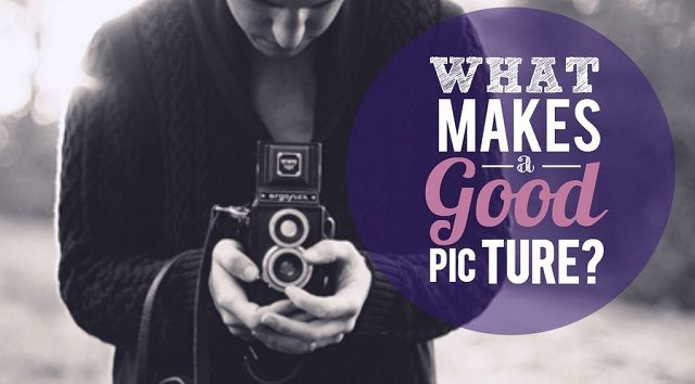 What Makes a Good Picture?