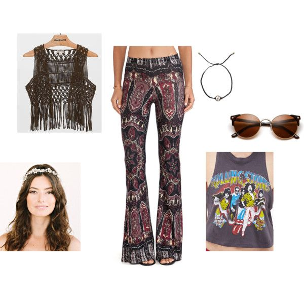 60u0026#39;s Inspired Halloween Hippie Costume | Halloween | Pinterest | Hippie Costume Costumes And ...