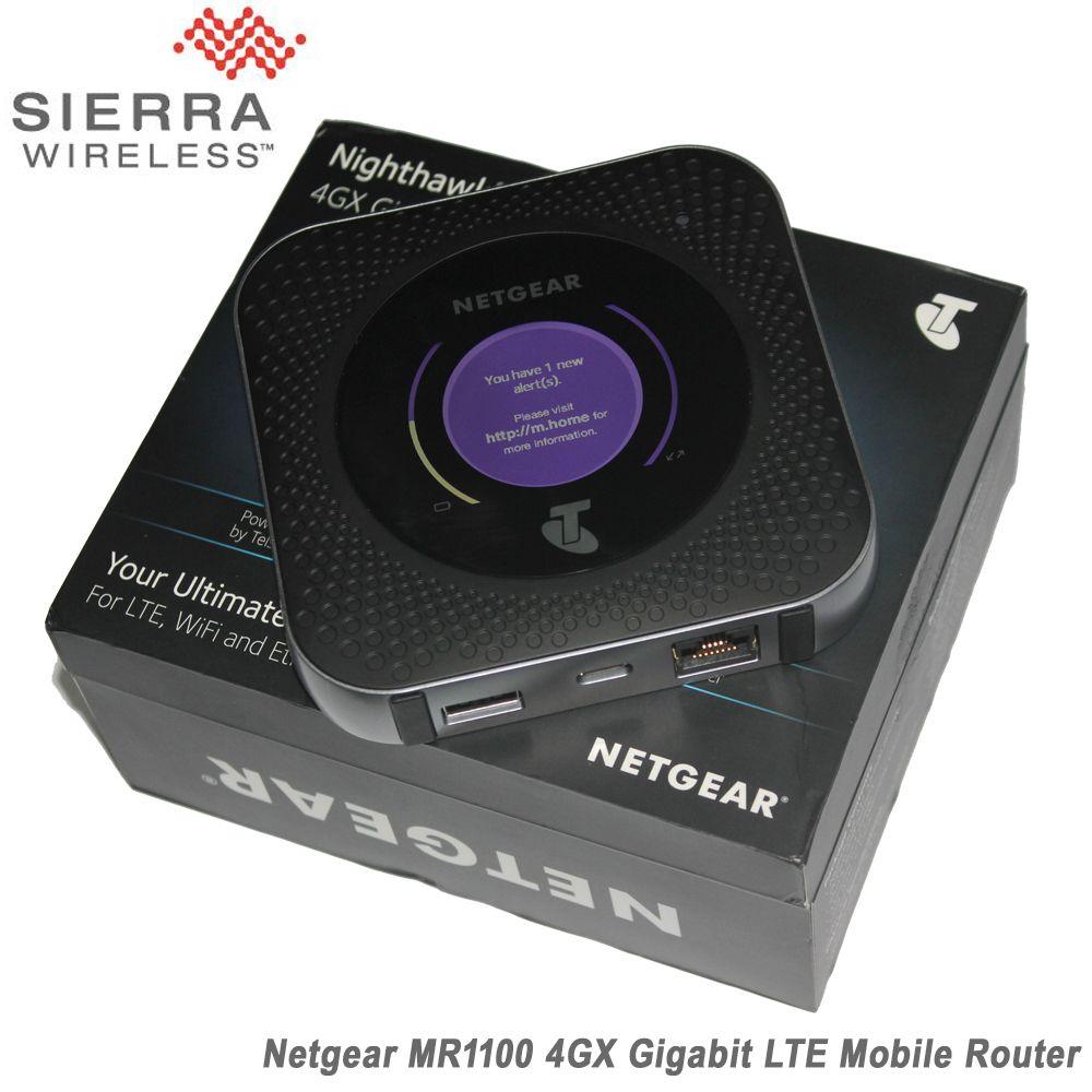 Only $348.00] Netgear MR1100 1GB Cate 16 4GX Gigabit 4G LTE Mobile ...