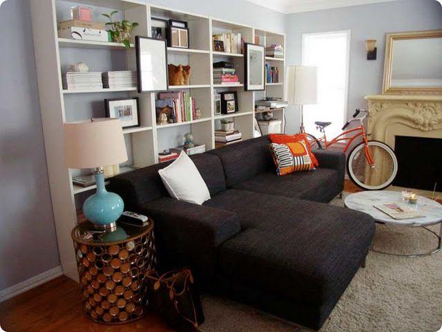 25 beste idee n over klein appartement wonen op pinterest decoratie klein appartement klein - Decoratie klein appartement ...