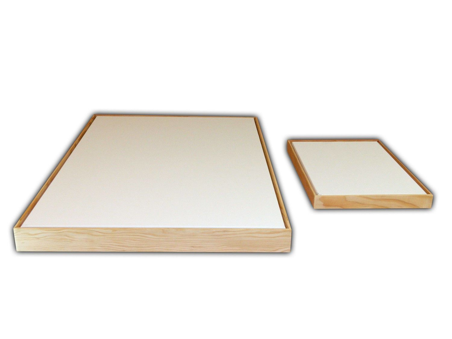 Frames and Supplies 37575: 2.5 Deep Floater Frame Picture Frame 3 ...