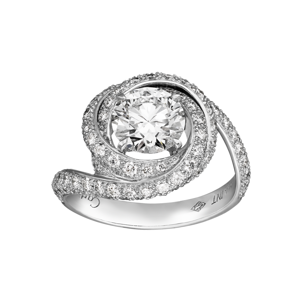 Cartier Trinity Wedding Ring: Trinity De Cartier, Ring