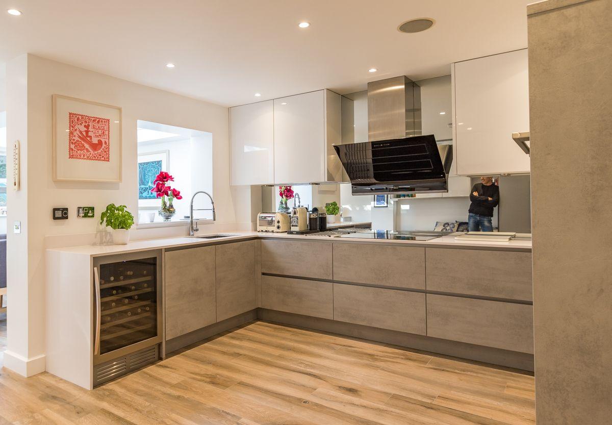 Gut, Riva Moderne Küche (mit Bildern) Moderne küche