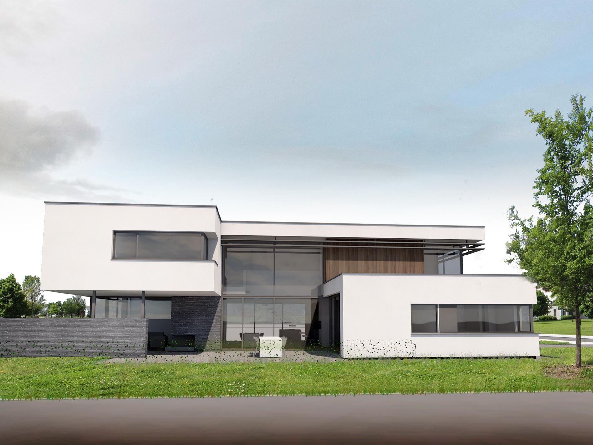 Maas architecten woonhuis rotterdam huis pinterest for Woonhuis rotterdam