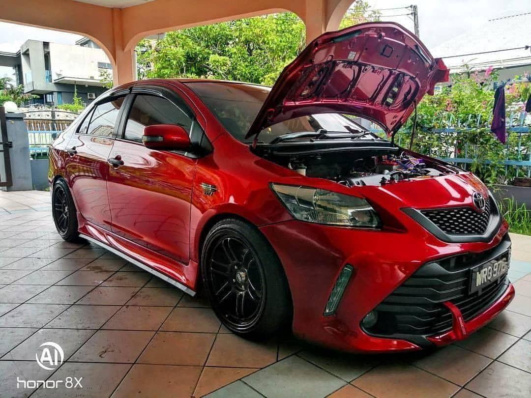 Pin Oleh No Su Di Toyota Mobil Stiker Mobil Kereta