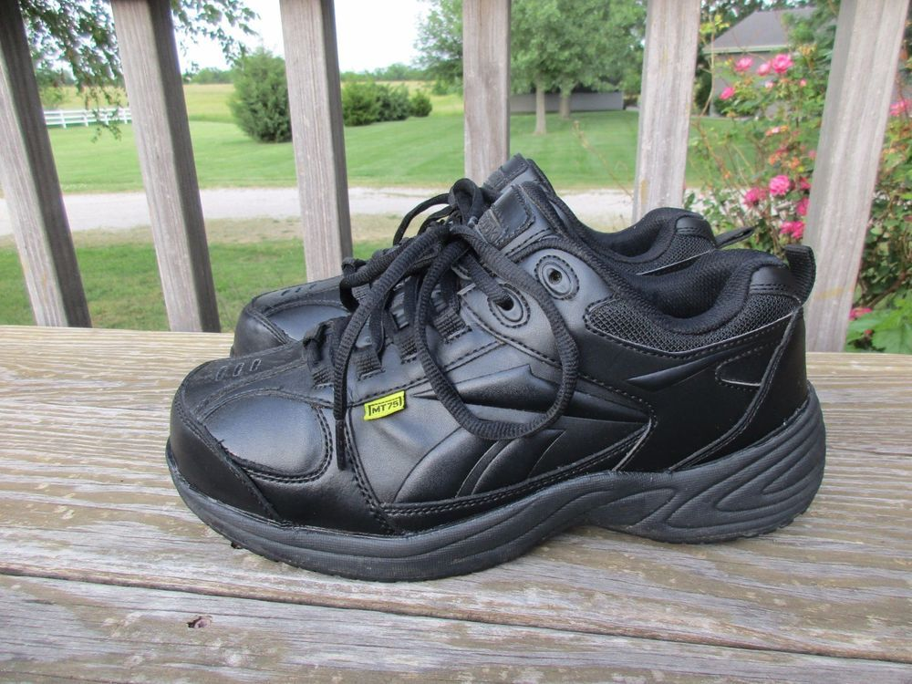 5fe69fc4a86 Reebok Safety Shoes RB156 Centose Internal Met Guard Composite Toe Sneaker  10W  Reebok  WorkSafety