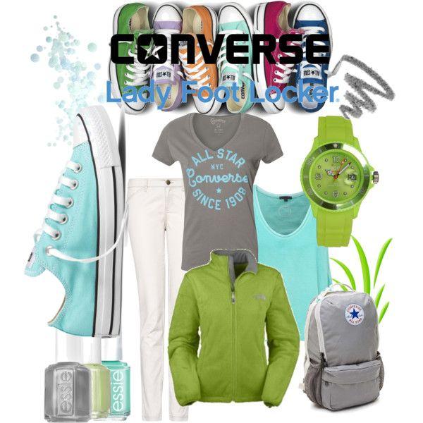 Converse Spring