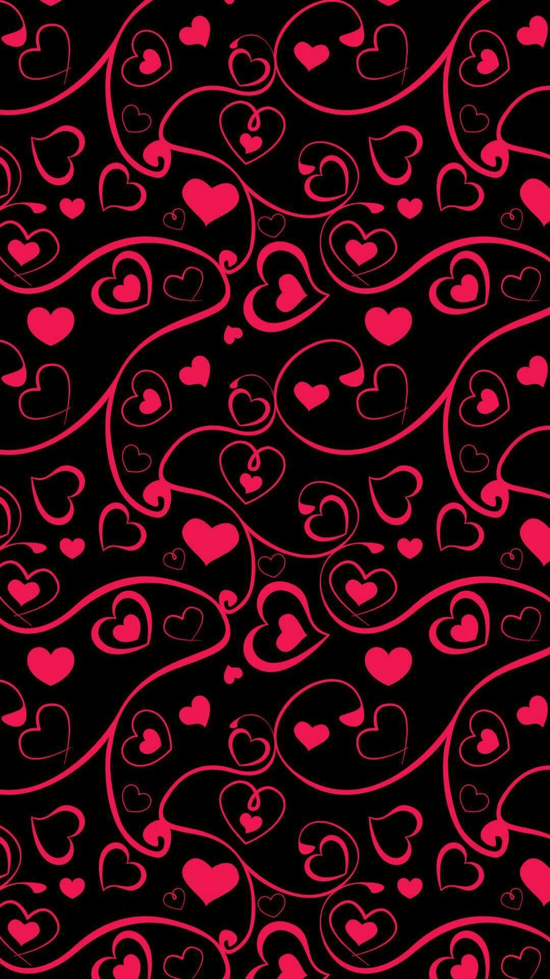 38 Trendy Wallpaper Iphone Black Red Hello Kitty Hello Kitty Valentines Wallpaper Wallpaper Iphone Love Black Phone Wallpaper