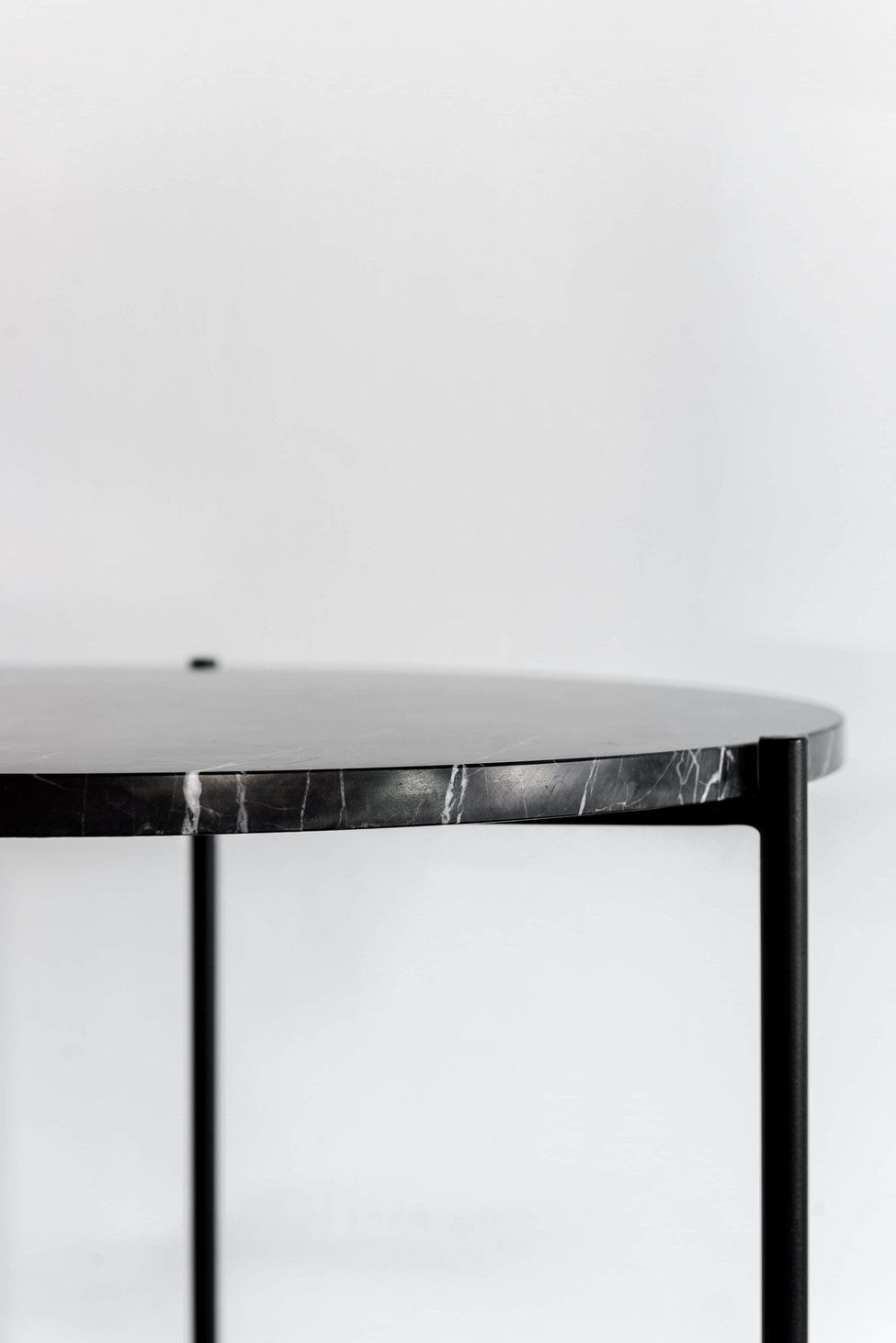 Nero Granada Side Table In 2020 Side Table Table Marble Slab