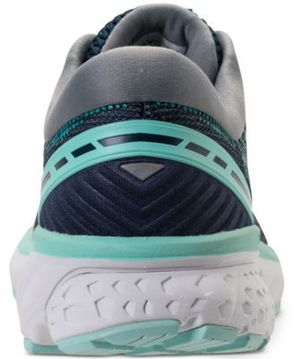 d1d143be86b5a Brooks Women s Brooks Ghost 11 Running Sneakers from Finish Line - Blue 8.5