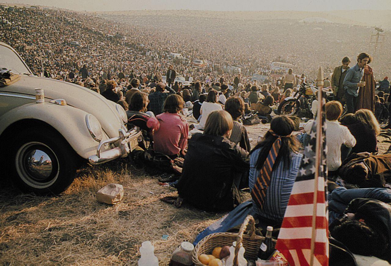 Rolling Stones concert, 1978