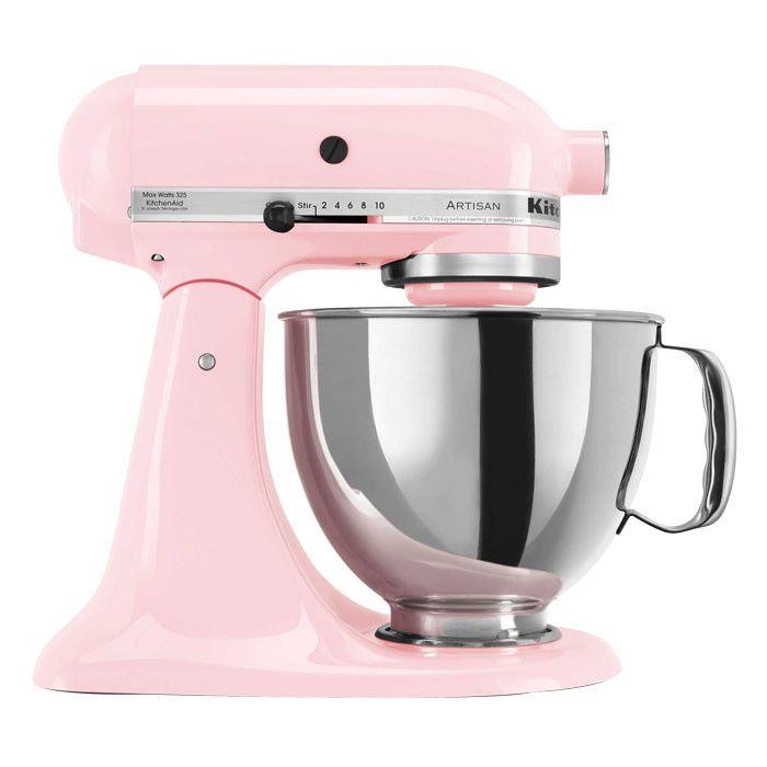 kitchenaid artisan series stand mixer in komen pink carmen pinterest. Black Bedroom Furniture Sets. Home Design Ideas