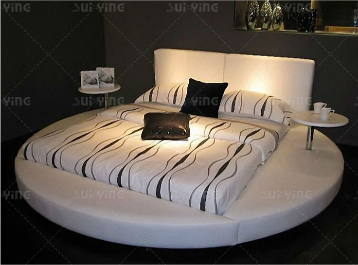 Suiying Bedroom Furniture Modern Round Bed A531 Buy Modern Round Bed Modern Round Bed Modern Round Bed Produ Round Beds Bedroom Designs Images Bedroom Design