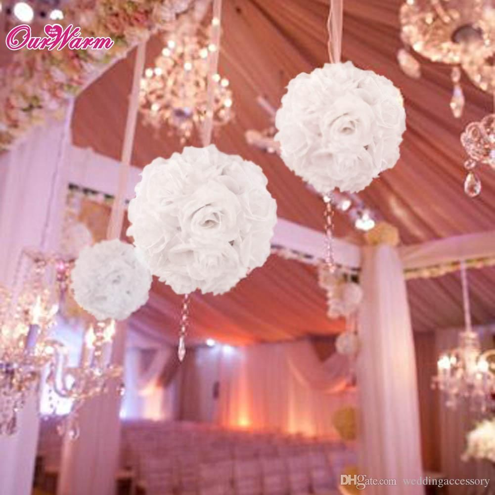 18cm diameter silk rose flower ball artificial bouquet kissing ball dhgate is an online wholesale seller providing many kinds of 18cm diameter silk rose flower ball artificial bouquet kissing ball for wedding mightylinksfo
