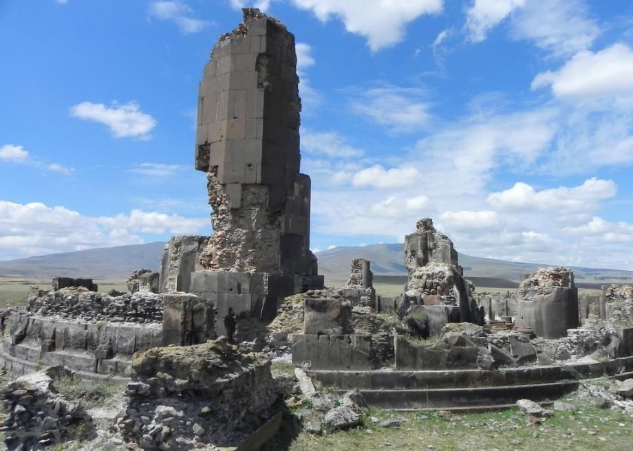 Ani, the Ancient Armenian Ghost Town