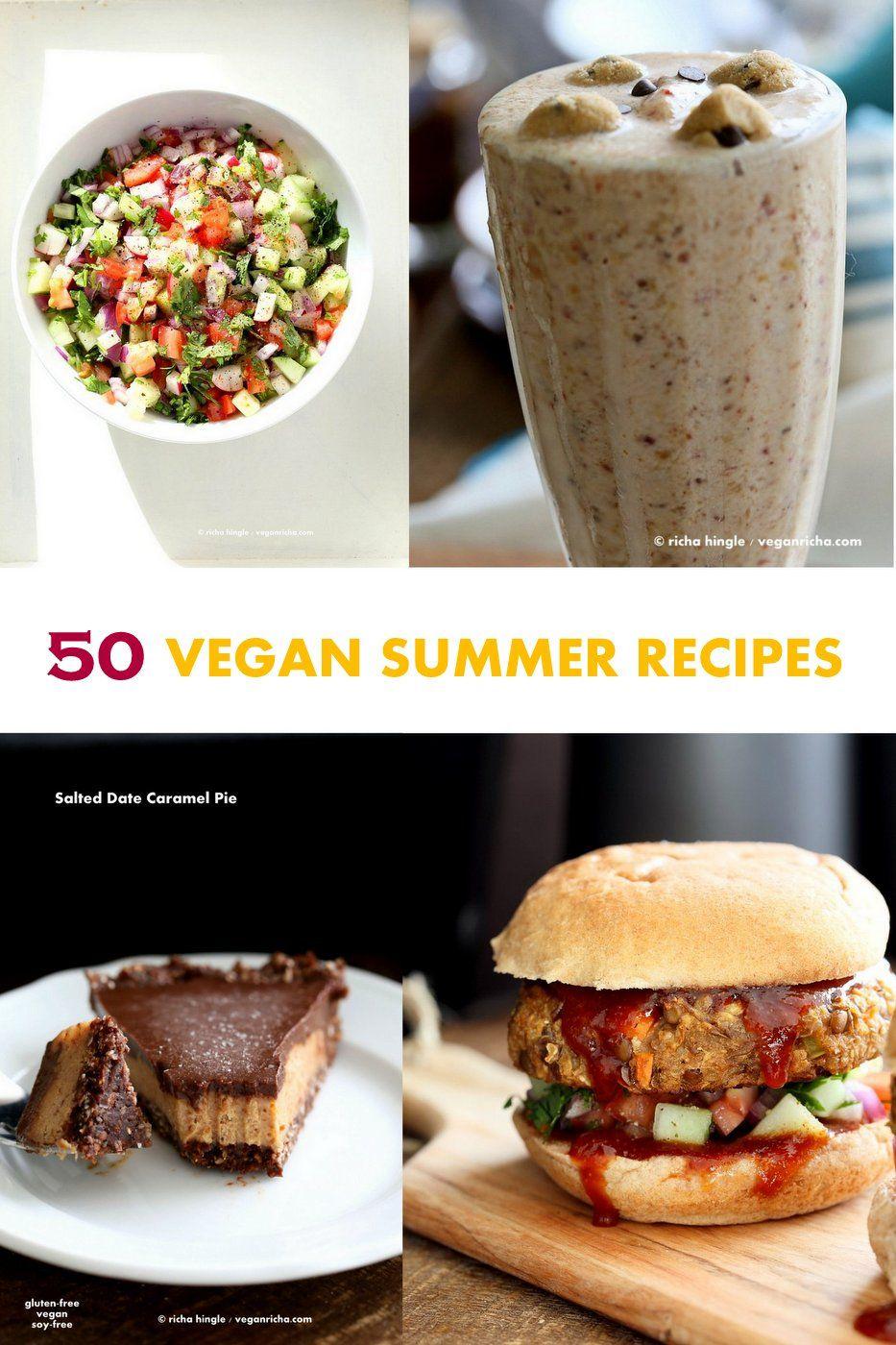 60 Vegan Summer Recipes For Barbecue Grilling Potlucks