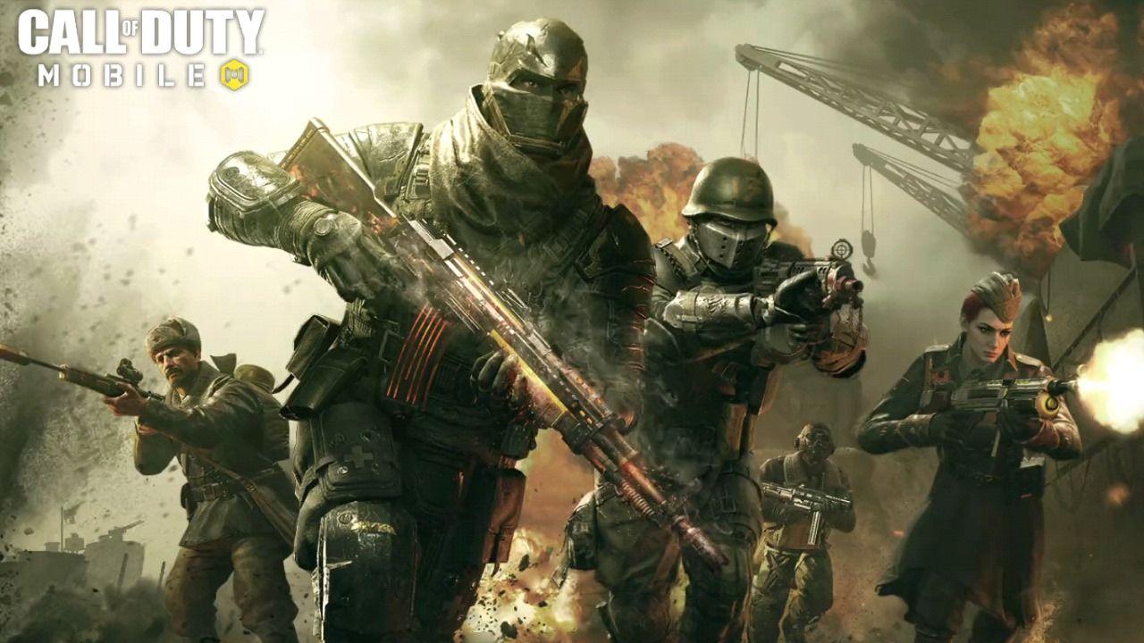 Tech News Uptade Call Of Duty Mobile Season 9 Update In 2020 Call Of Duty Modern Warfare Duties