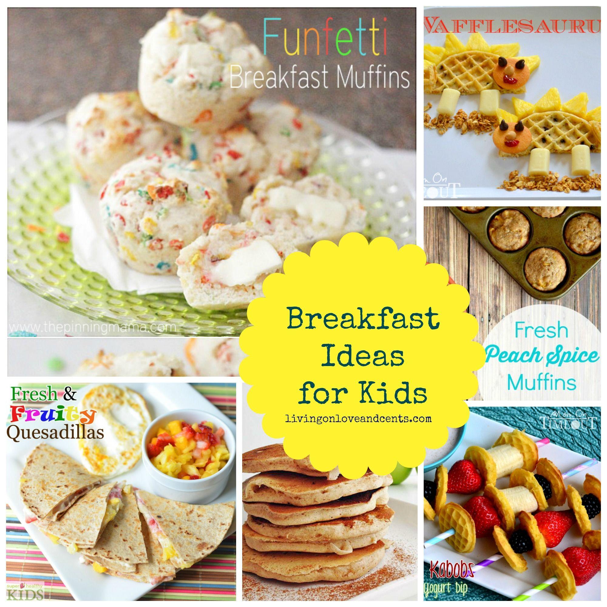 30 School Morning Breakfast Ideas For Kids