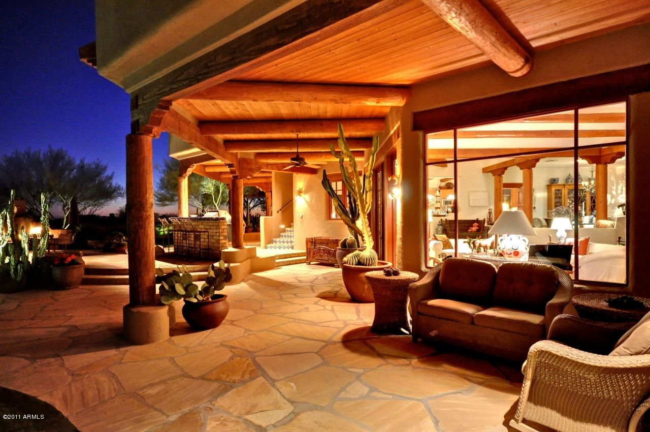Santa Fe Home Design Santa Fe New Mexico Adobe Home Southwestern
