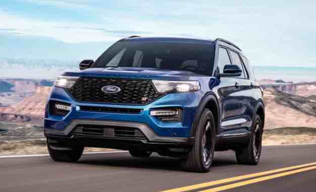2021 Ford Explorer ST 4WD Review Ford New Model Ford