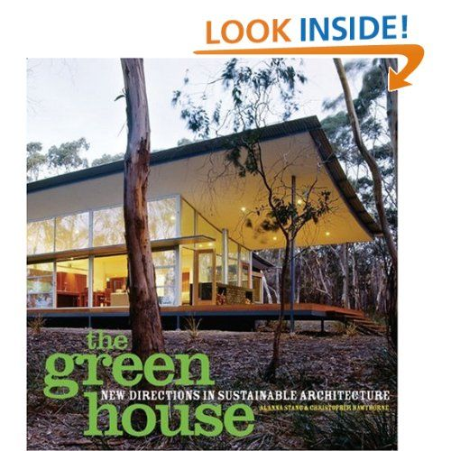 """The Green House vividly illustrates the emerging collaboration between stylish architecture, interior design, and environmental responsibility. This groundbreaking book features more than thirty-five residences in fifteen countries—and nearly every conceivable natural environment—designed by a combination of star architects and lesser-known practitioners, all of whom put """"greenness"""" in the service of quality design, and not the other way around."""