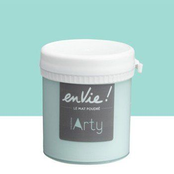 Testeur Peinture Vert Paraiso Luxens Envie Collection Arty 0 075 L Leroy Merlin Peinture Bleu Peinture Couleur Menthe