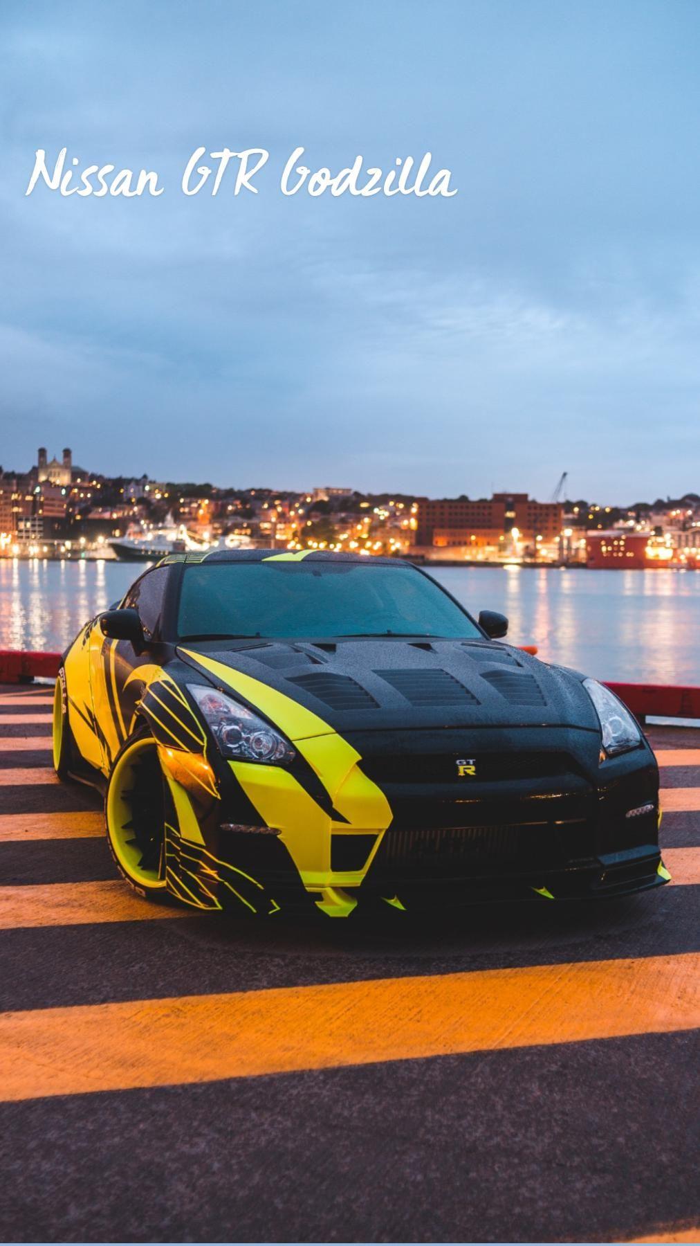 Nissan GTR Godzilla _ Voiture Blog