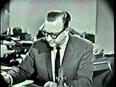 CBS News - Live Coverage of The Assassination of President Kennedy (Part...