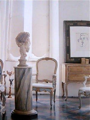 Habitually Chic® » At Home in Rome