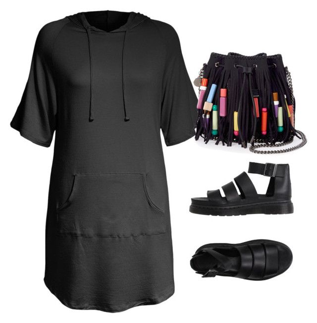 Untitled #310 by froyalbiatsii on Polyvore featuring Dr. Martens and STELLA McCARTNEY