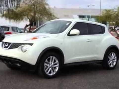 2012 Nissan JUKE Lunde's Peoria Volkswagen Phoenix, AZ