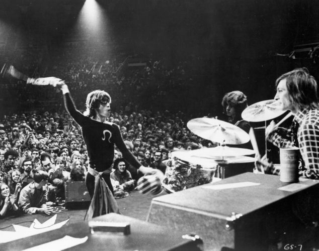 Rolling stones madison square garden 1969 start me up rolling the rolling stones at madison square garden workwithnaturefo