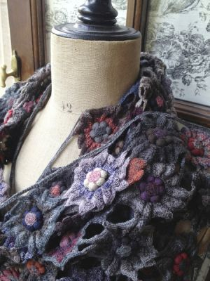 Luccello - SOPHIE DIGARD SCARF 50