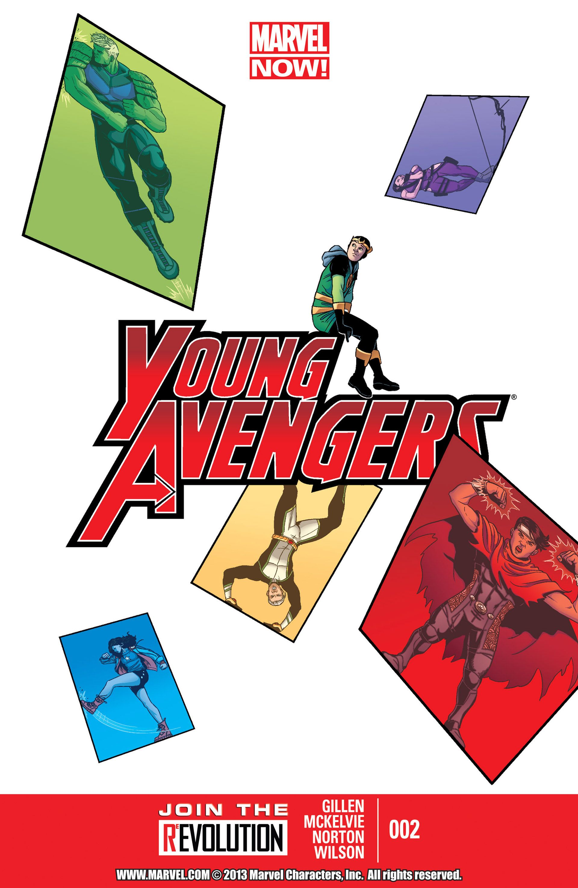 Young Avengers 02