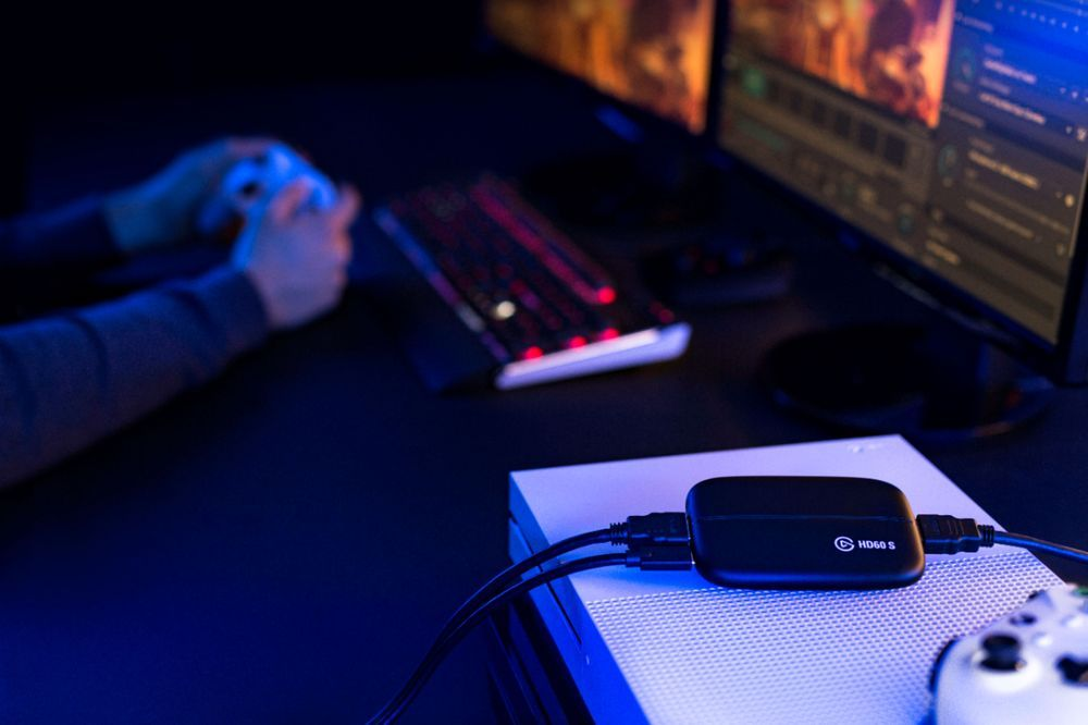 Elgato Game Capture HD60 S Black Cool things to buy