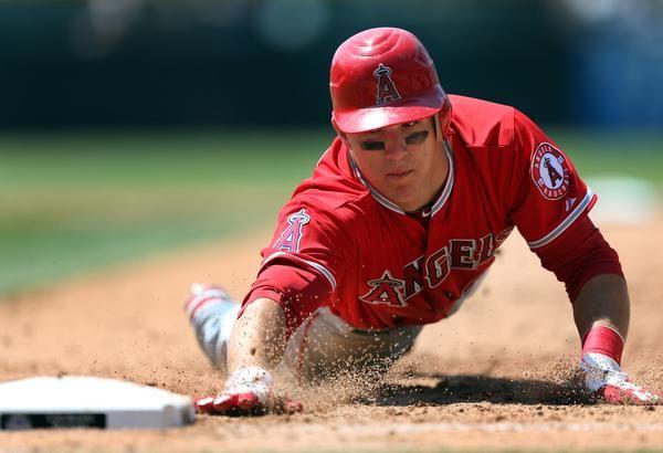Mlb Baseball Action Shots Google Search Mike Trout Baseball Angels Baseball